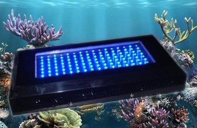 Освещение аквариума светодиодная лента своими руками