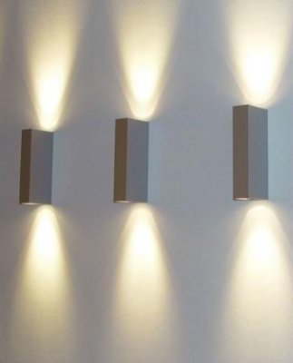 Wall lights bathroom