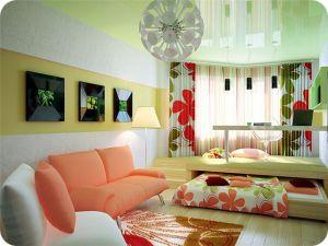 Как сделать подиум в квартире: выбора материалов